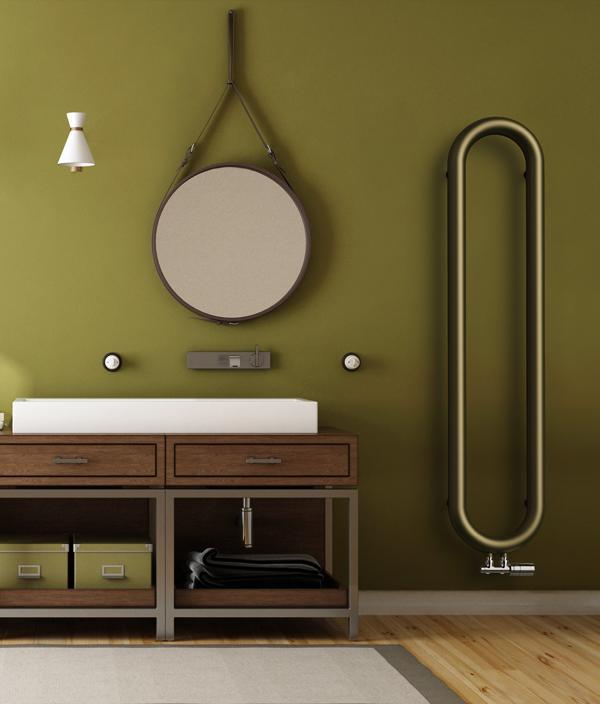 Дизайн радиатор ISAN MELODY Coron