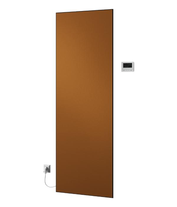 Дизайн радиатор ISAN MELODY E-Slim Сube
