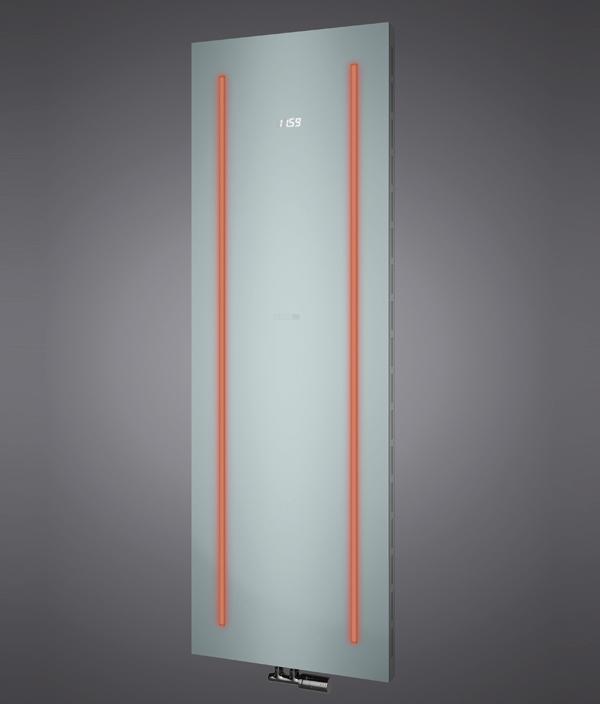 Дизайн радиатор ISAN MELODY Magic Glass