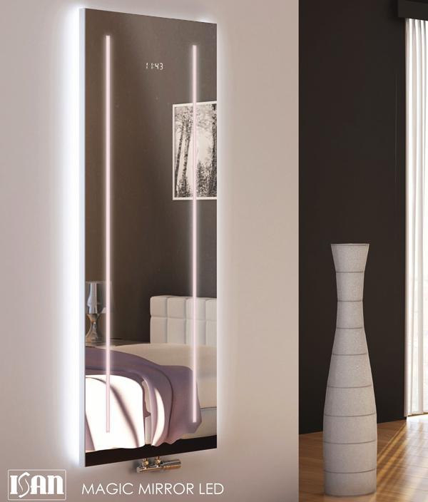 Дизайн радиатор ISAN MELODY Magic Mirror