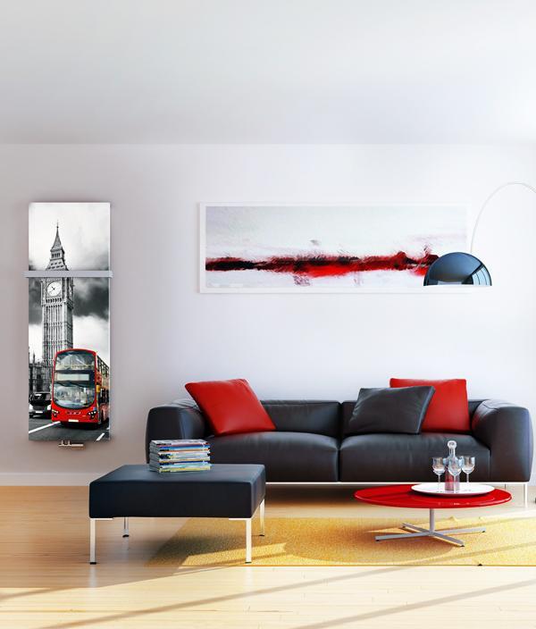 Дизайн радиатор ISAN MELODY Variant