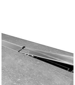 Внутрипольный конвектор JAGA MICRO CANAL с вентилятором