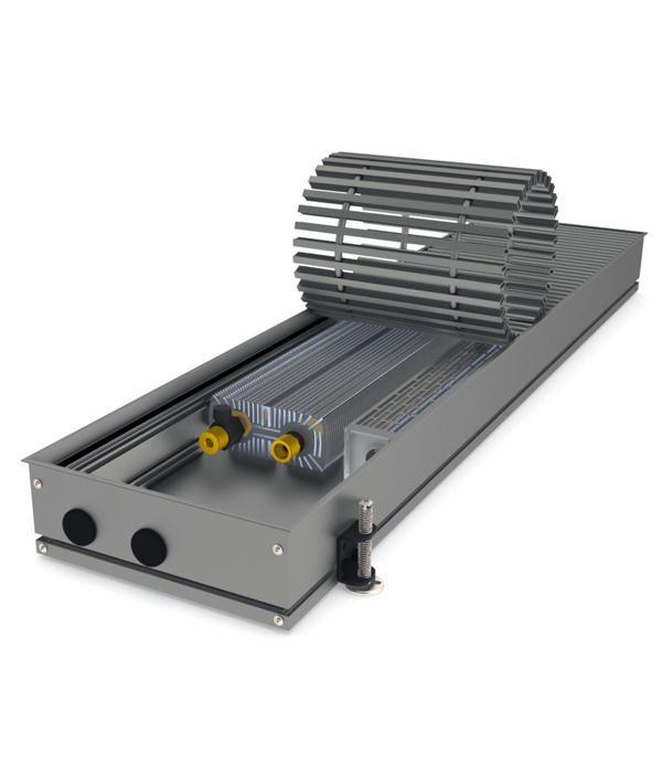 Внутрипольный конвектор Konvektor КПТ (алюминиевый корпус)