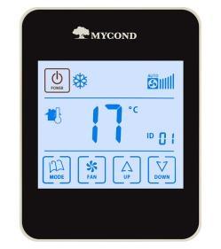 Комнатный термостат MYCOND TRF-S4