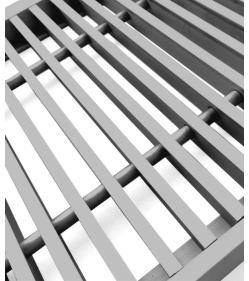 Решетка POLVAX дюралюминиевая STANDART