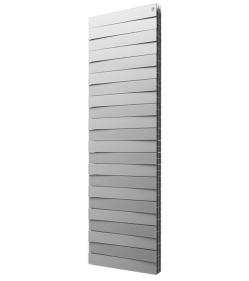 Биметаллический радиатор  ROYAL THERMO Piano Forte TOWER Silver Satin