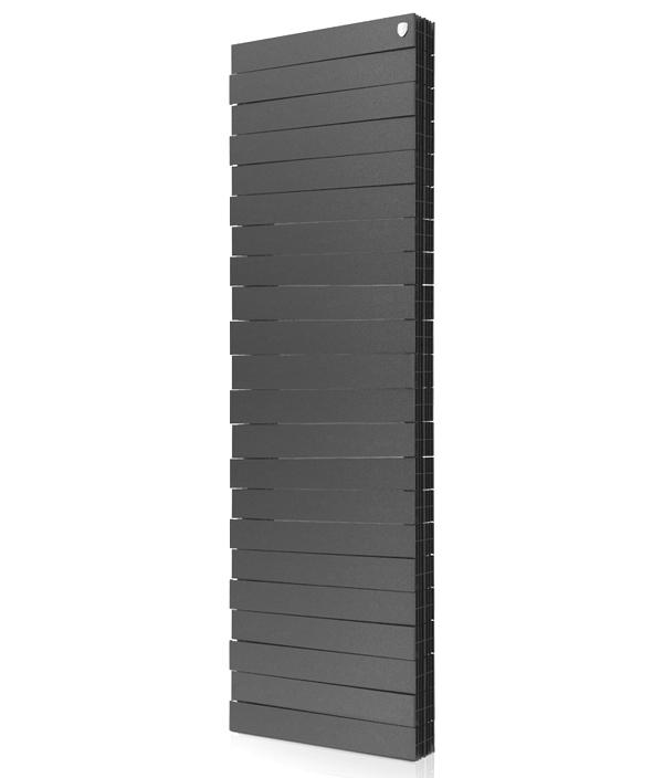Биметаллический дизайн радиатор ROYAL THERMO Piano Forte TOWER Noir Sable