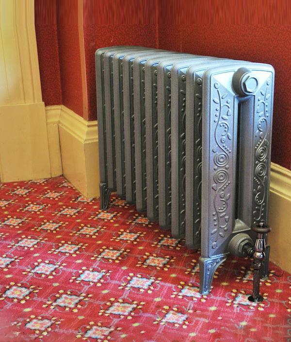Чугунный ретро радиатор RETROstyle BOHEMIA R