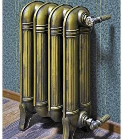 Чугунный ретро радиатор RETROstyle PRESTON