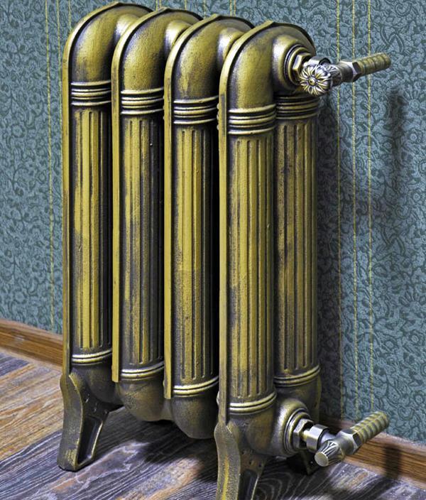 Чавунний ретро радіатор RETROstyle PRESTON