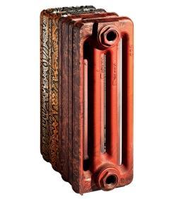 Навесной чугунный ретро радиатор RETROstyle TOULON
