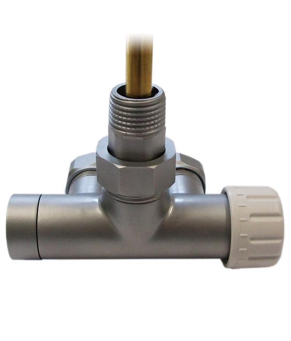 Клапан однотрубный с погружной трубкой Schlosser САТИН