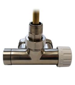 Клапан однотрубний з погружною трубкою Schlosser СТАЛЬ