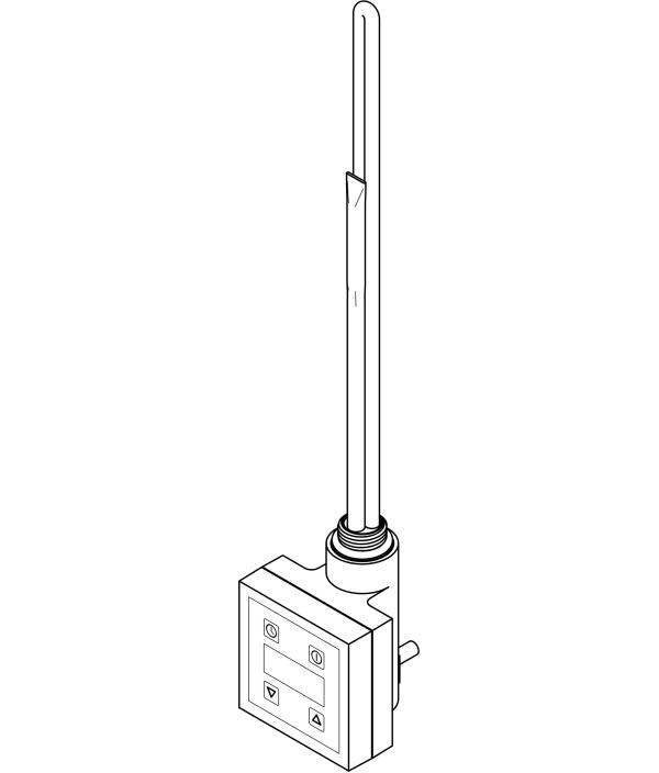 Электронагреватель KTX 3 + ТЭН
