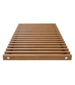 Решетка деревянная Verano для VK15