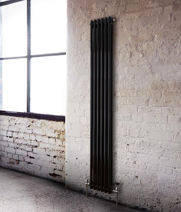 Трубчатый радиатор вертикальный Zehnder Charleston 2