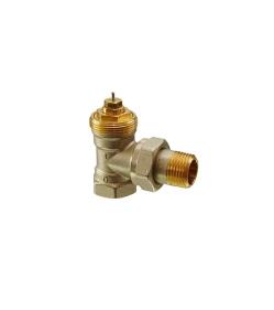 Термостатический кран SIEMENS - (Угловой)