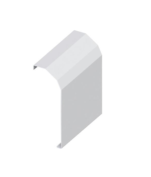 Заглушка ревизия Carrera BR18 White