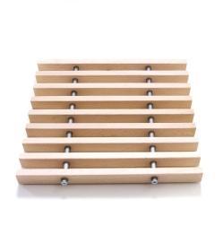 Решетка деревянная Hitte