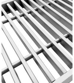 Решетка POLVAX дюралюминиевая COMBY