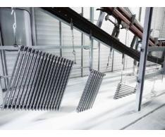 Производство трубчатых радиаторов