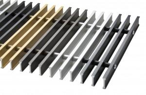 Декоративная решетка из металла комплект S Carrera