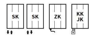 варианты подключения Swingo R
