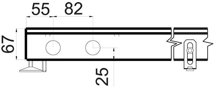Схема конвектора Polvax KV 230 67