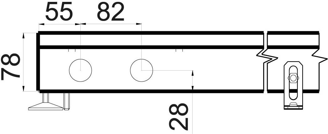 Схема конвектора Polvax KV 230 78