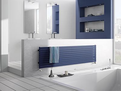 дизайнерские радиаторы на стену