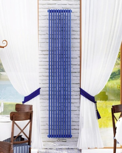 Вертикальный радиатор ISAN ATOL