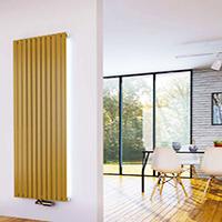 Дизайн радиатор ISAN MELODY Collom LED