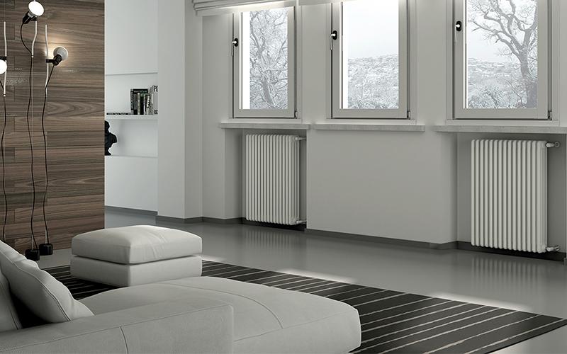 выбор радиатора трубчатые радиаторы