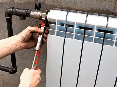 Конструкція біметалевого радіатора