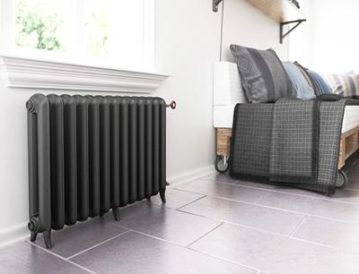 радиатор в стиле минимализм