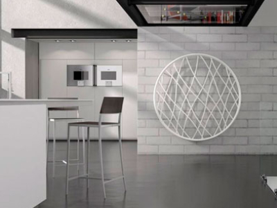 Біла Рушникосушка для кухни