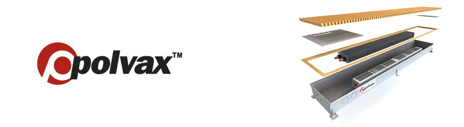 Внутрипольные конвекторы Polvax | Полвакс