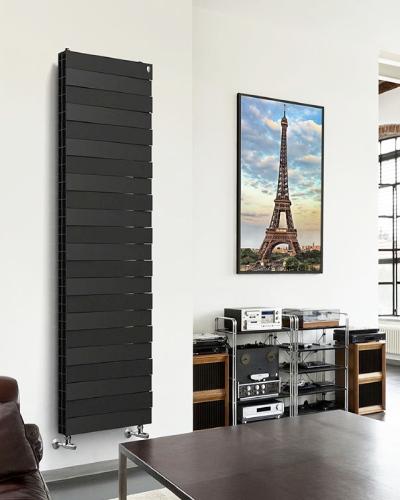 Вертикальный радиатор ROYAL THERMO Piano Forte TOWER Noir Sable