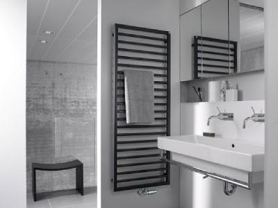 Дизайнерский полотенцесушитель для ванной